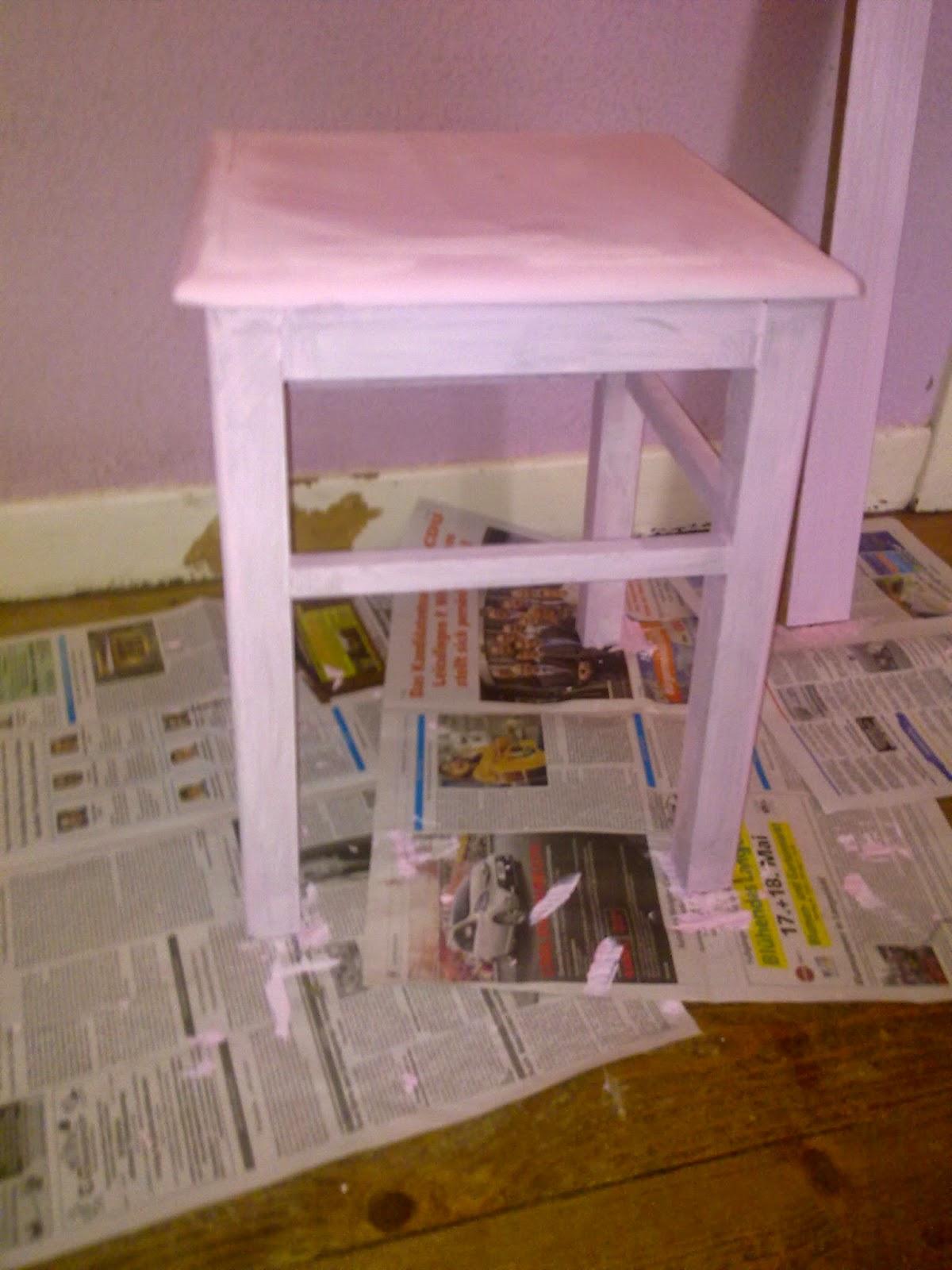 frau werwolf 39 s hexenkessel kreidefarbe f r m bel versuch. Black Bedroom Furniture Sets. Home Design Ideas