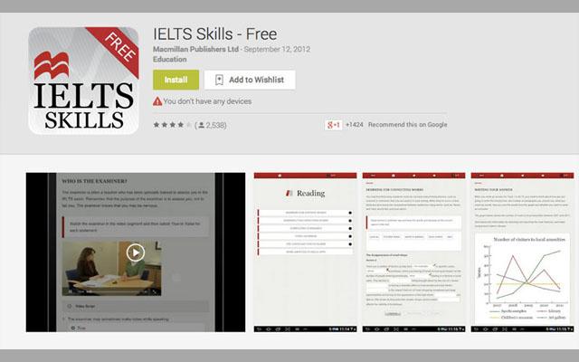 تقدم لامتحانات TOEFL و IELTS عبر هذه التطبيقات المجانية التي ستساعدكم على كل هواتف الأندرويد