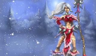 Snow Bunny Nidalee Skin