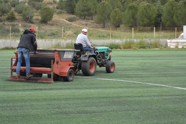 Ο Δήμος Ναυπλιέων αναβαθμίζει και τα γήπεδα του