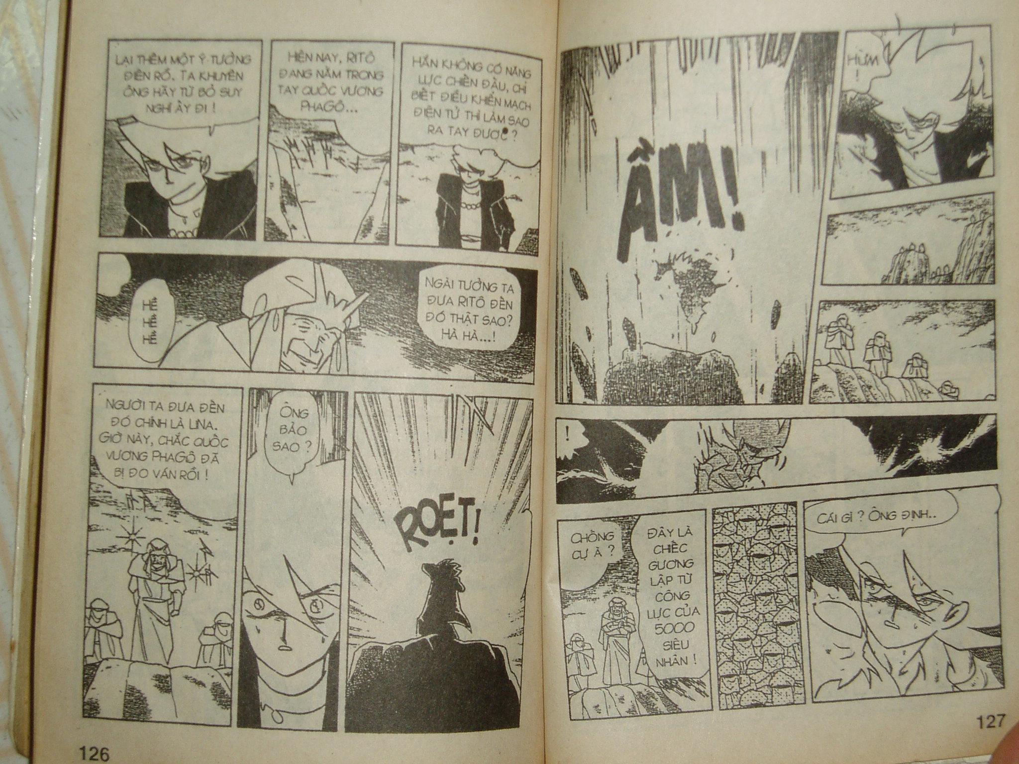 Siêu nhân Locke vol 17 trang 61