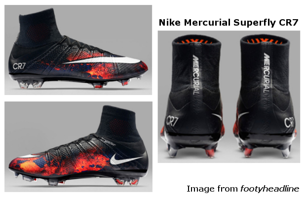 04bcf16de0f ... authentic producers of original sports the united states gave this shoe  the nike mercurial superfly cr7