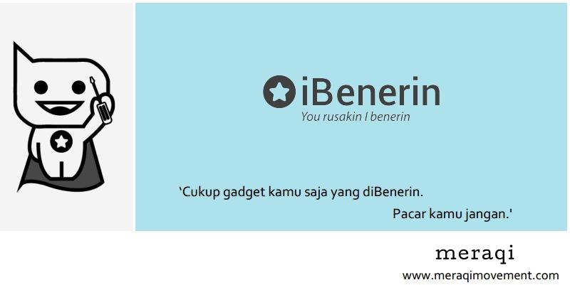 iBenerin Service Center Spesialis Produk Apple Terbaik di Jakarta