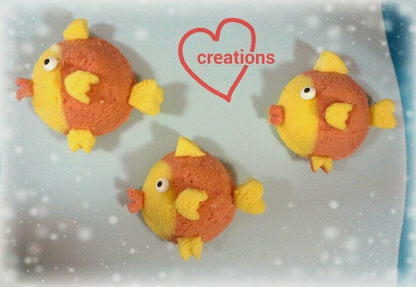 Loving Creations For You Fish Raspberry And Vanilla Ogura