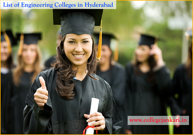 List of Engineering Colleges in Hyderabad