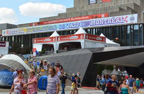 Festival de Jazz en Montreal