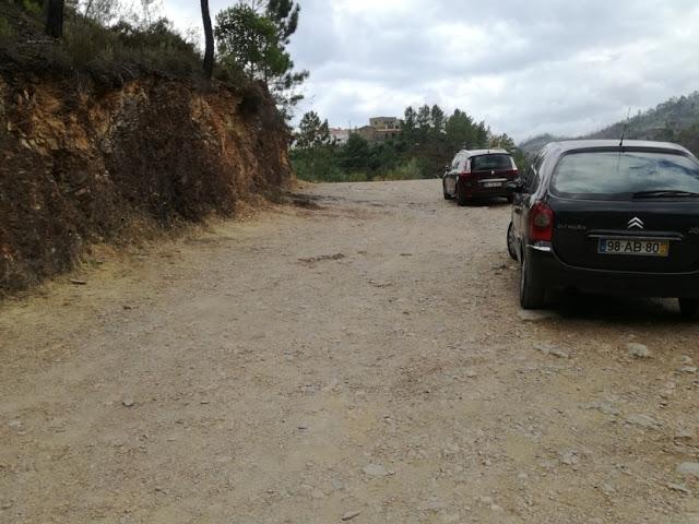 Mini parque de estacionamento