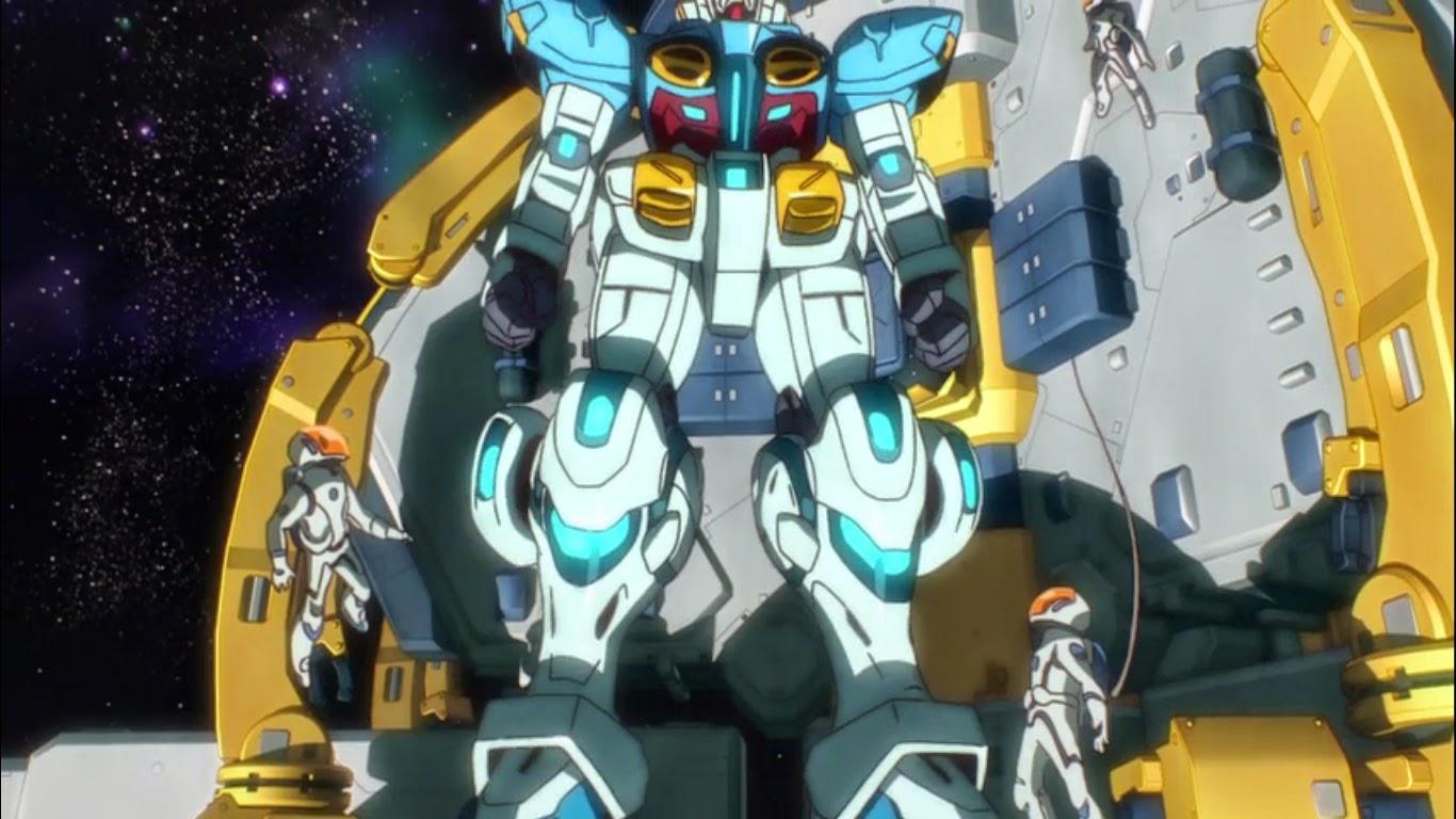 """Gundam: G no Reconguista """"G-Reco"""""""