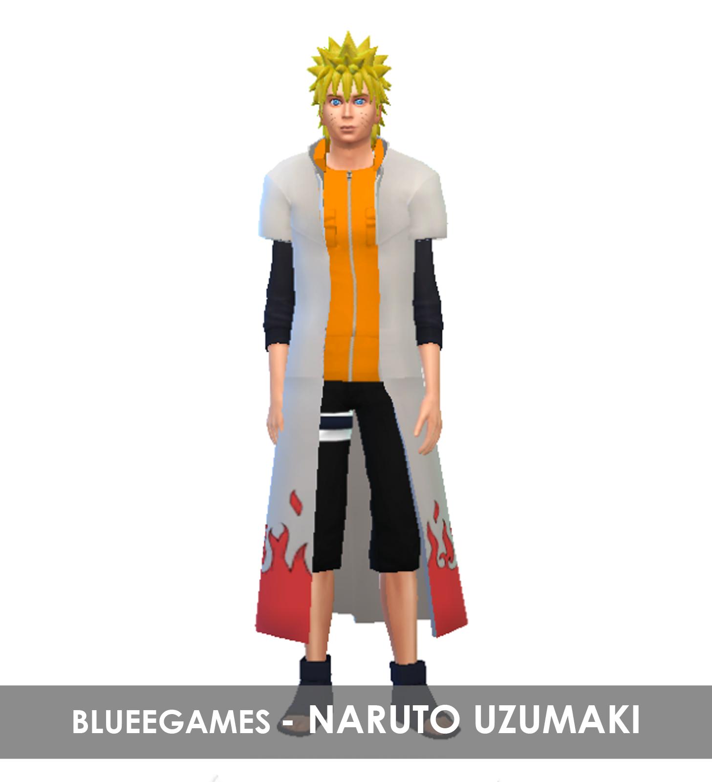 Naruto Shippuden | Naruto Uzumaki | SIM - BlueeGames