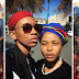 A couple of the day: Thishiwe Ziqubu and Mandisa Nduna Cute and exquisite