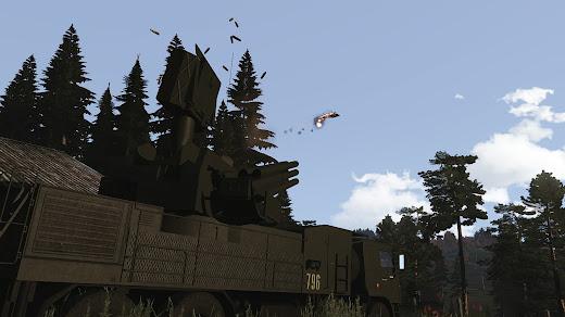 Arma3に2035年のロシア軍追加MOD