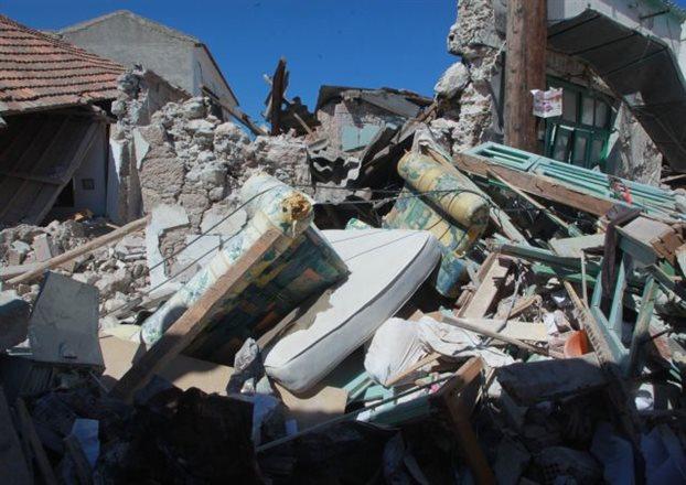 Λέσβος: Ένας σεισμός σαν τρεις Χιροσίμα