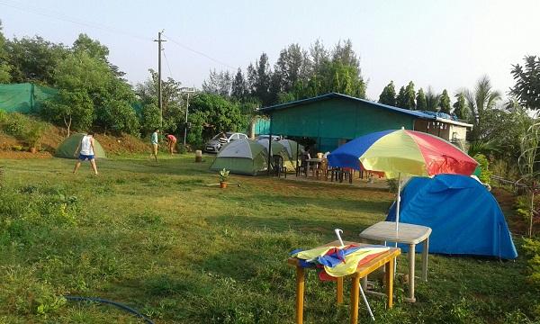 pawna campsite