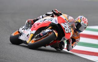 MotoGP Jerman: Pedrosa Tercepat Sesi Pemanasan