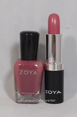 Zoya Layne with Zoya Joni