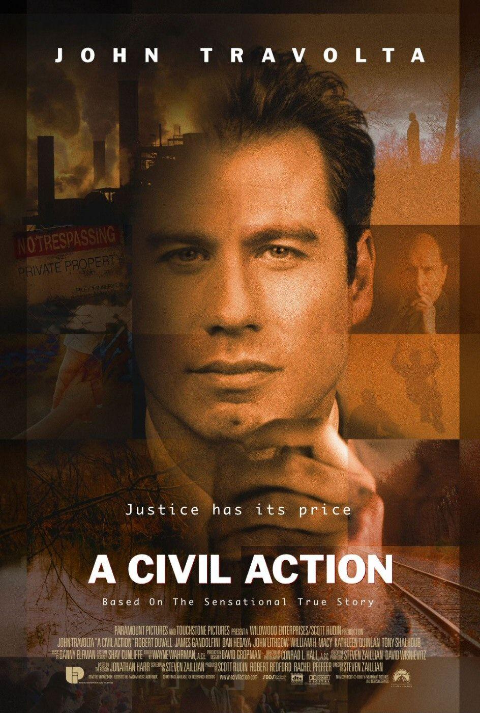 A Civil Action (1998) ταινιες online seires xrysoi greek subs