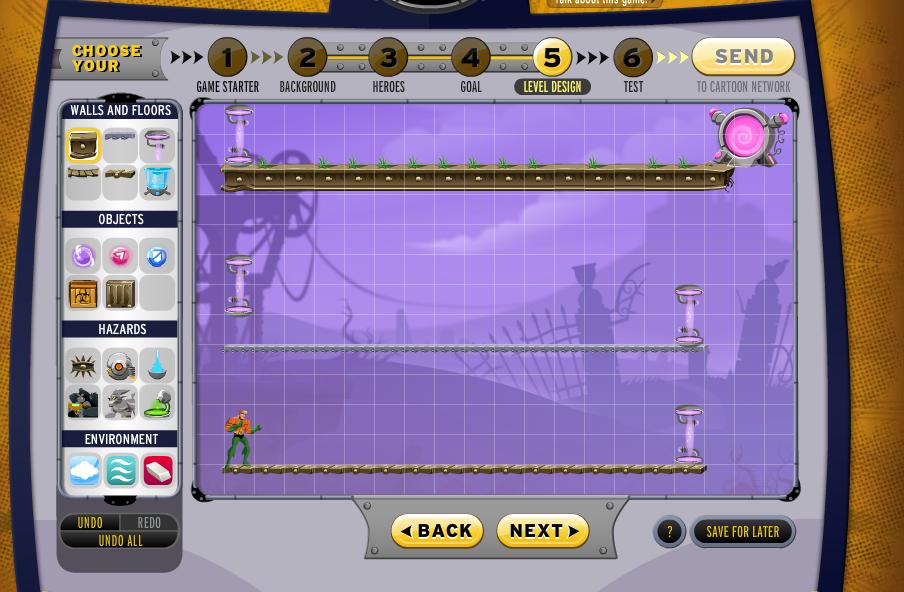 Game 100 Cartoon Network Game Creator Ben 10 And Batman