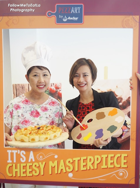 Anchor Food Professional Launches Artisanal Pizzas through PizzArt Campaign At The Cooking House In Bangsar