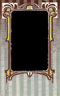 frame border digital image
