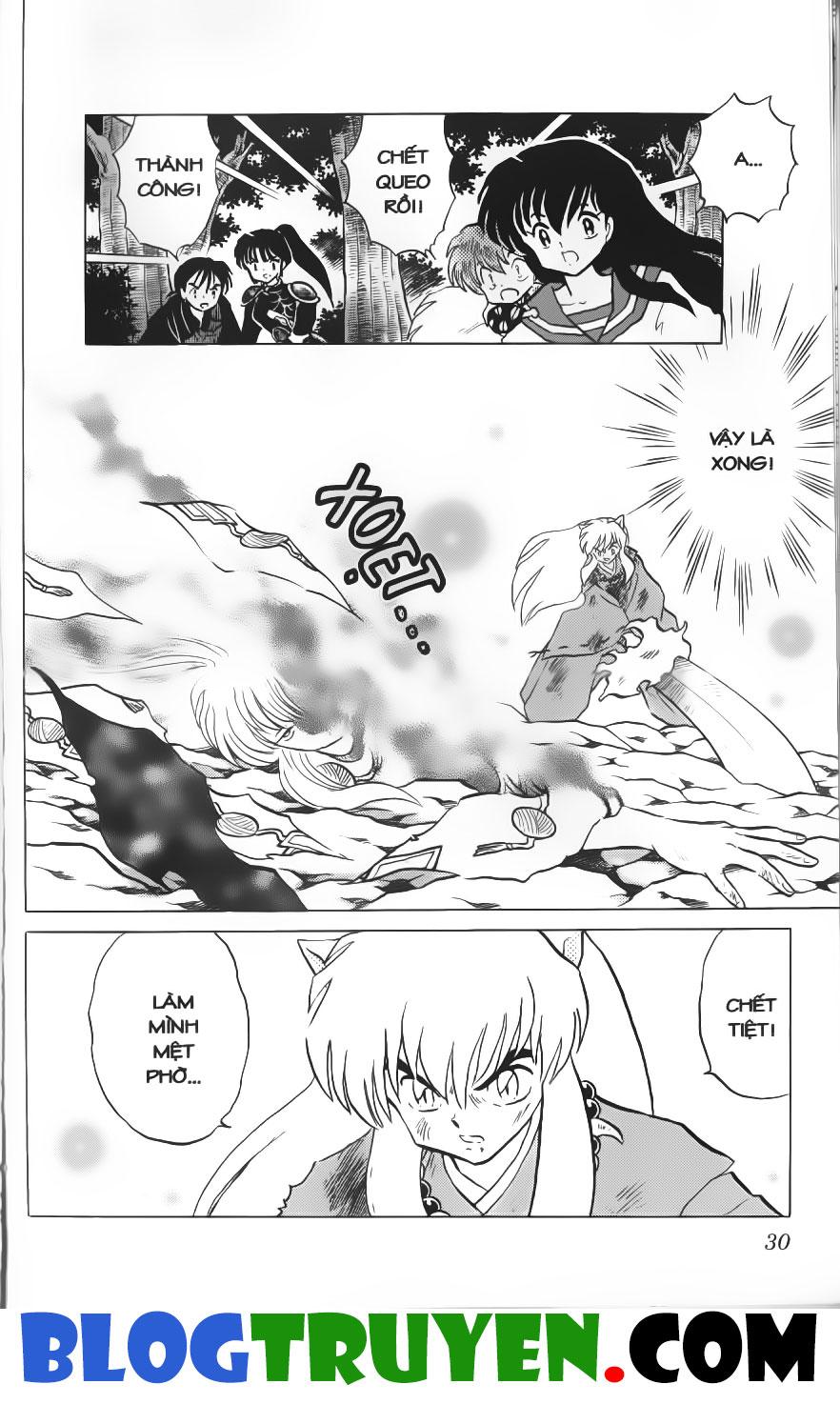Inuyasha vol 18.2 trang 8