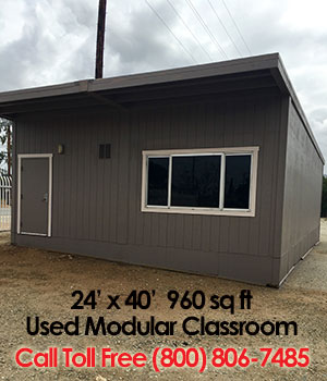 How do I buy a used modular classroom in California? - Buy A Used