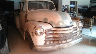 Forsale chevy trifmaster 1948