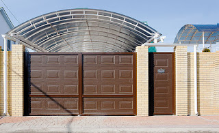 Ворота распашные Центр кровли и фасада г. Заволжье  ул.Баумана д.5    +79290505004