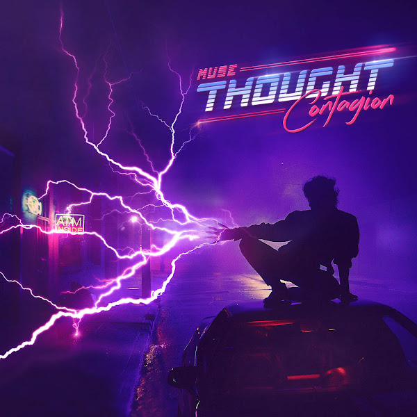 Muse - Thought Contagion - Single Cover