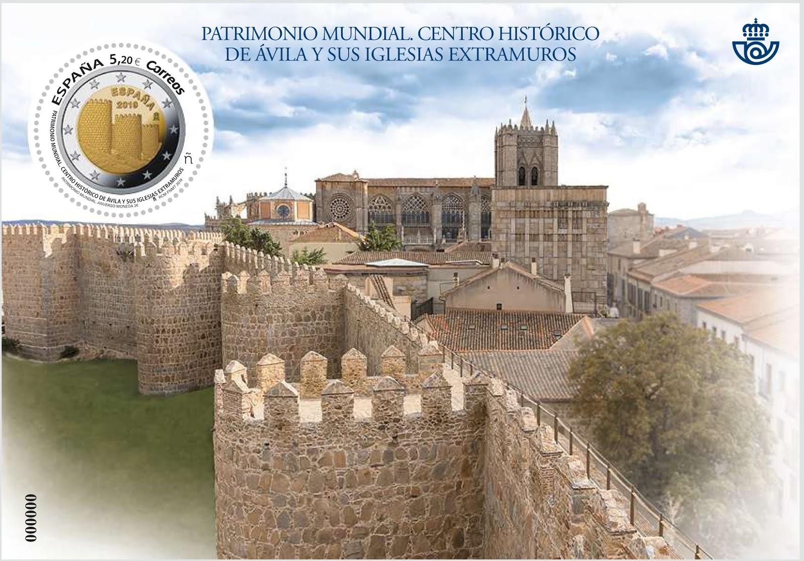Patrimonio Mundial. Ávila
