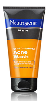 Neutrogena Men Skin Clearing Acne Wash Face Wash  (Price Rs 1,693)