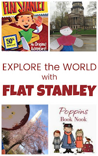 Poppin's Book Nook #4 - Flat Stanley