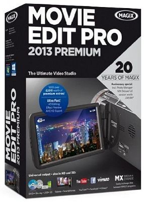 Download MAGIX Movie Edit Pro 2013 Premium