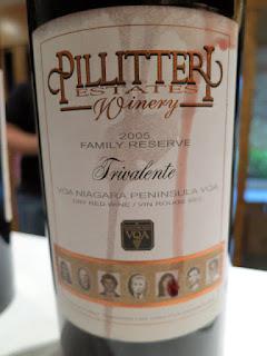 Pillitteri Family Reserve Trivalente 2005 (92 pts)