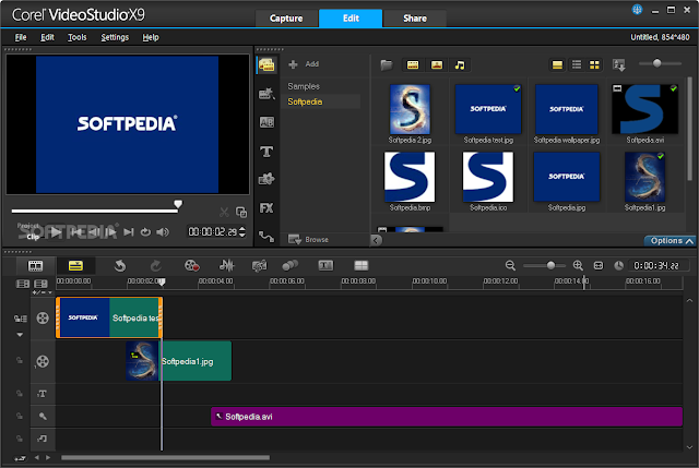 تحميل برنامج كوريل فيديو ستوديو Corel VideoStudio Ultimate X9 19.1.0.14