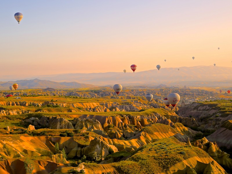 Download Cappadocia Duvar Kağıdı HD wallpaper. Click Visit page Button for More Images.