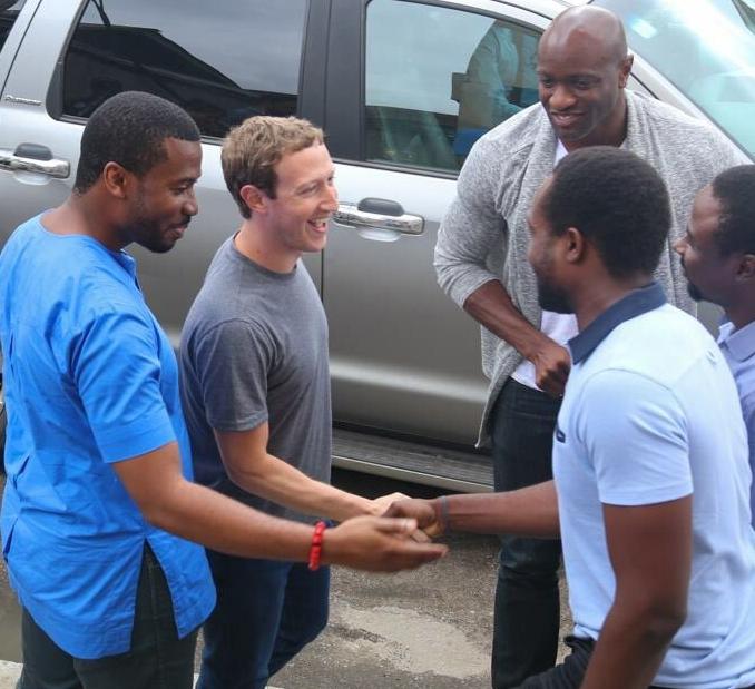 mark zuckerberg visit nigeria