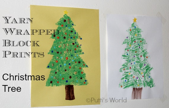 Christmas Tree Kids Crafts