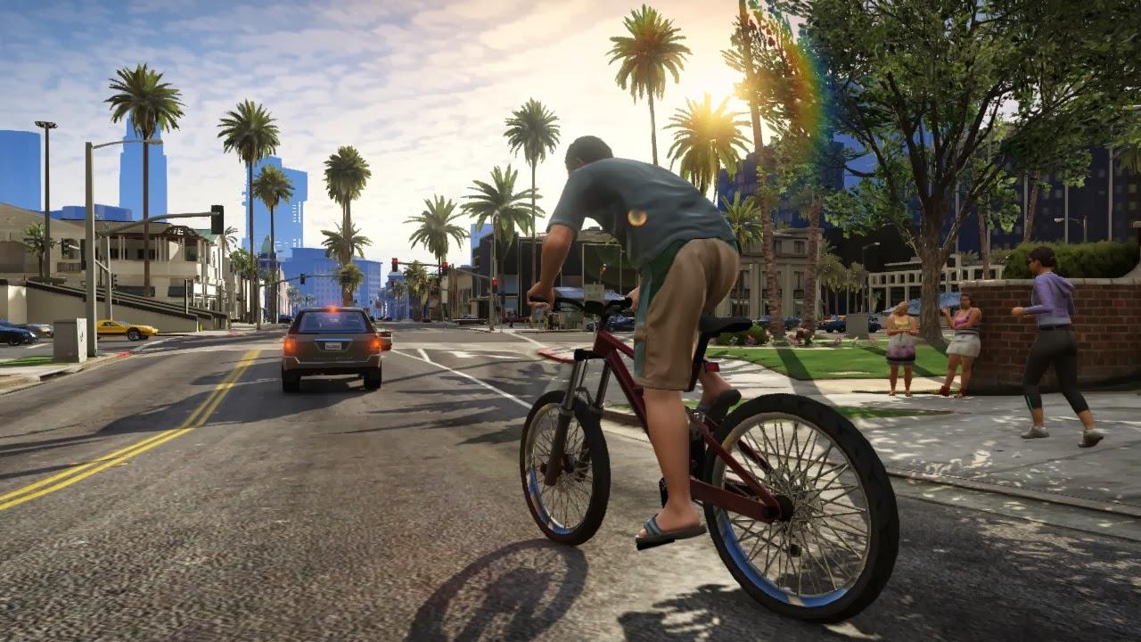 free game Grand Theft Auto V