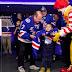 Ronald McDonald House New York and New York Rangers Gift Families Magic Moment