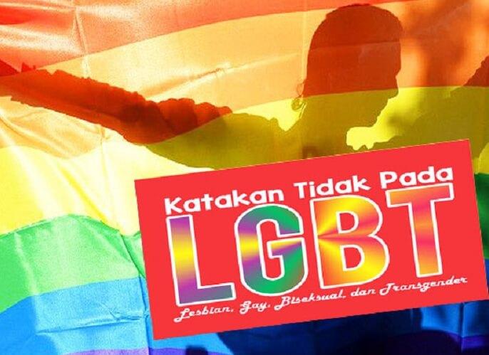 Menolak LGBT