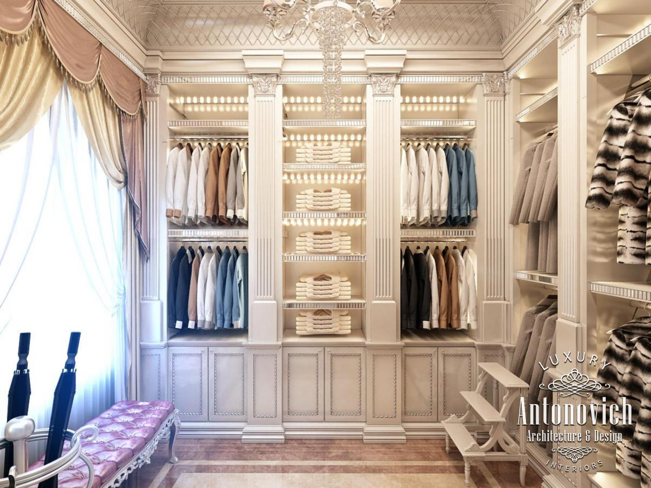 Dressing room ideas from antonovich wallpaper interior design for androids hd luxury uae
