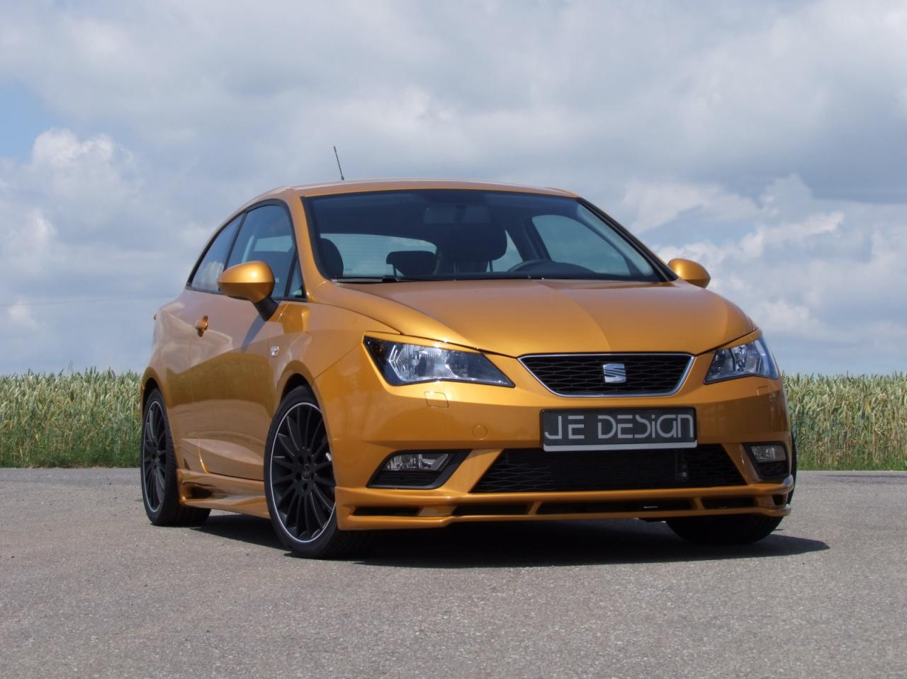 seat ibiza by je design car tuning styling. Black Bedroom Furniture Sets. Home Design Ideas