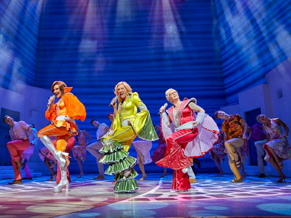 Mamma Mia, Novello Theatre | Review