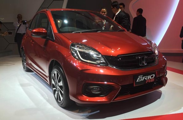 Prices and Specifications Honda Brio RS Newest