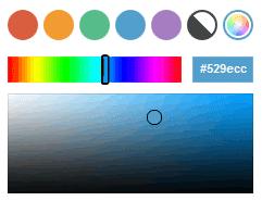 cambiare colore secondario tumblr