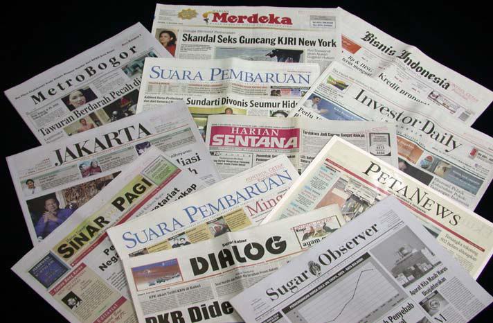 Contoh Media Massa Contoh Slideshare Sejarah Tugas 5 Perkembangan Surat Kabar