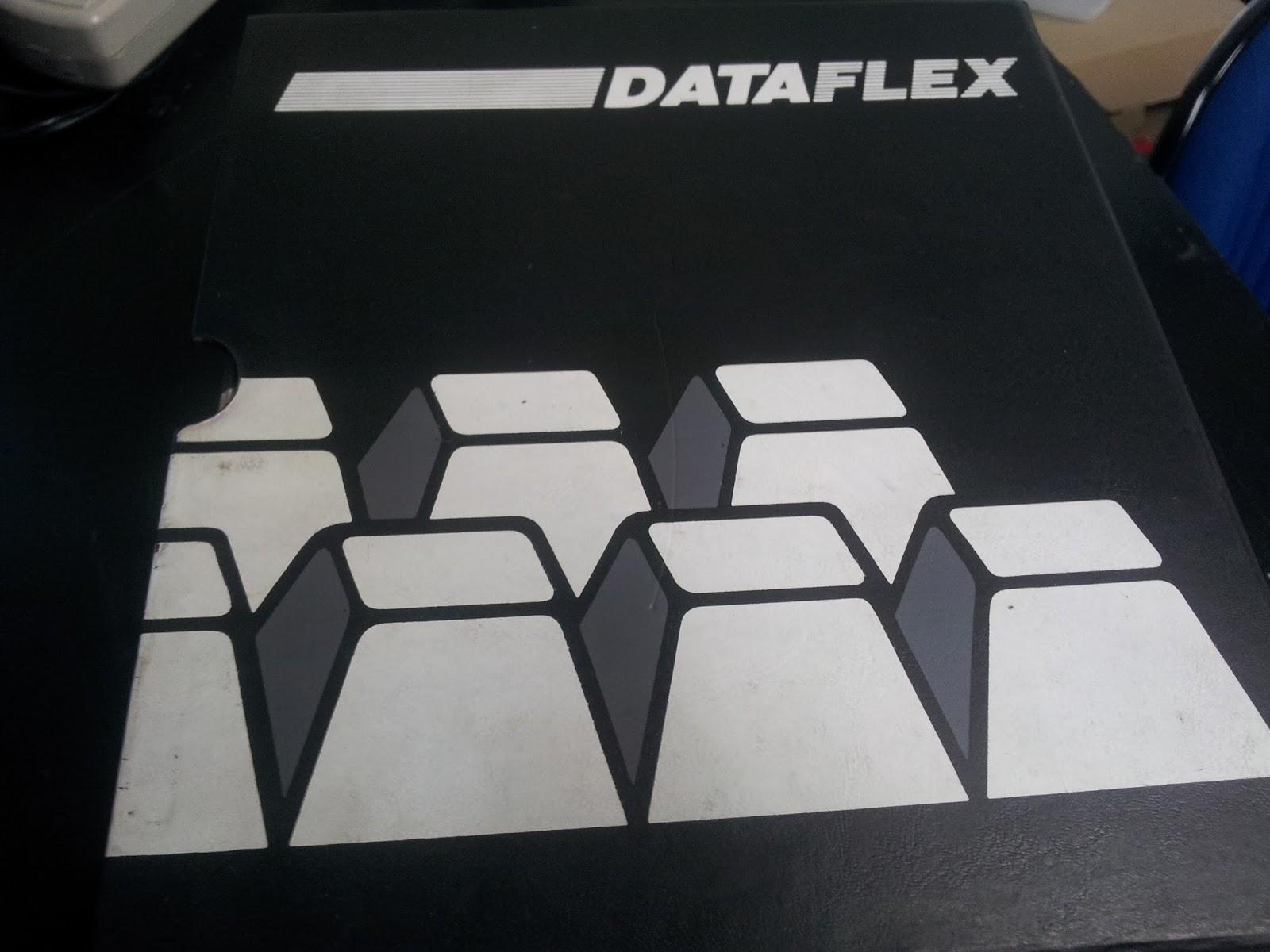 a85707051fbac O Dataflex é uma linguagem de programação e acesso a banco de dados (também  Dataflex), voltada para o desenvolvimento rápido de arquivos de dados e ...