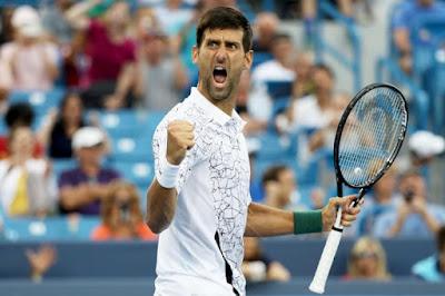 Djokovic defeats Federer to Cinci title