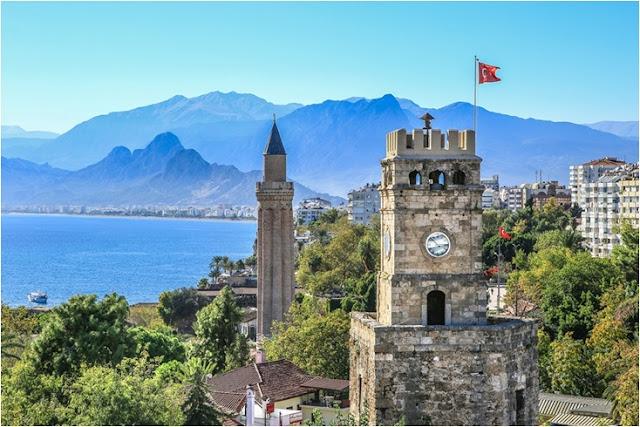 Antalya da nerelere gidilmelidir