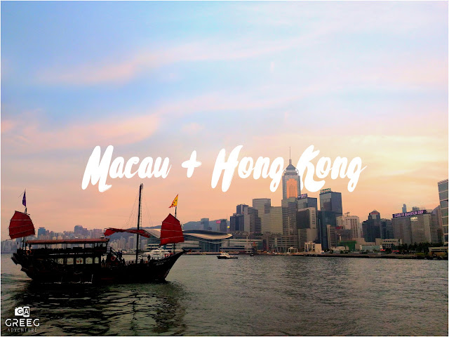 Macau + Hong Holiday Tour